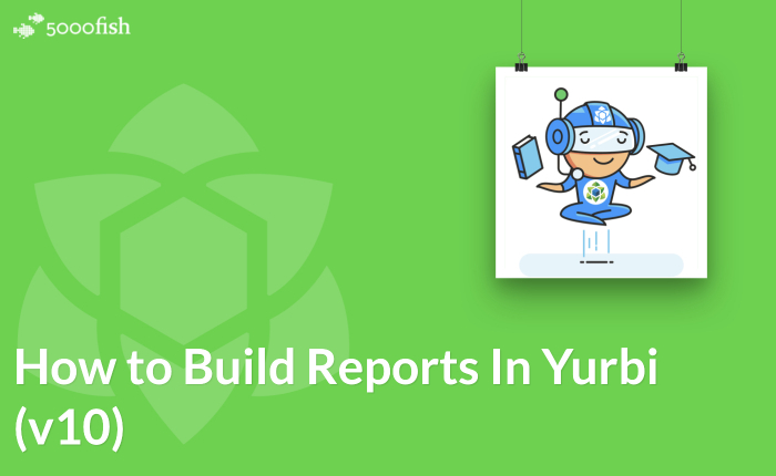 Yurbi report building v10